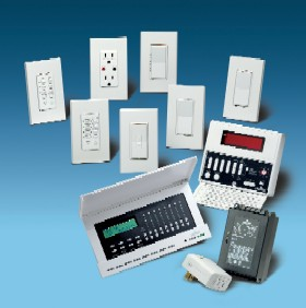 home automation - leviton - decora home controls
