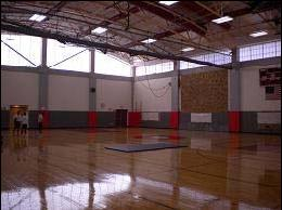 Universal DCL technology reduces energy costs in three school gyms