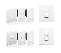 Leviton's Renoir II Family of Architectural Dimming and Fan Speed Controls