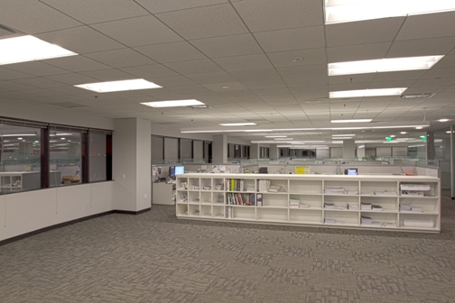 P2S Engineering Inc Office Renovation Wins IES Lighting Control Innovation
