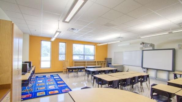 Classroom Lighting Design Standards ~ American school university publishes article on