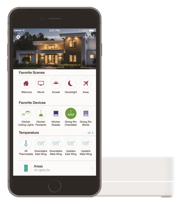 Lutron Announces Apple® HomeKit Capabilities for RadioRA 2 and ...