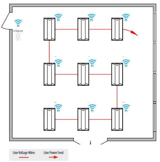 building management system wiring diagram introduction to lighting controls  introduction to lighting controls
